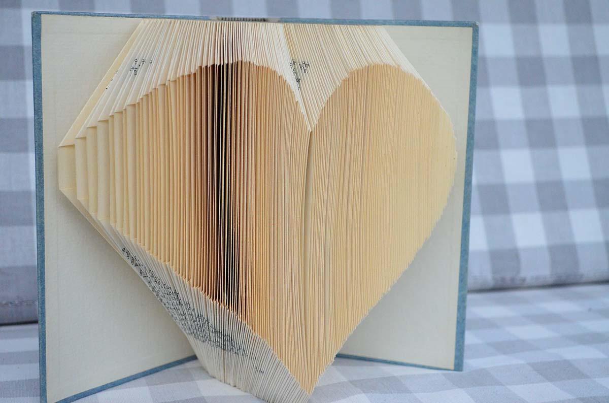 Sewing Patterns Paper Book Buchorigami Art Origami